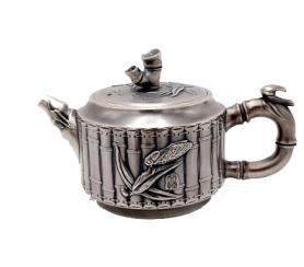 银制礼品-茶具 定制