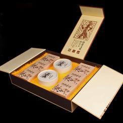 节日福利 中秋节含茶叶月饼礼盒